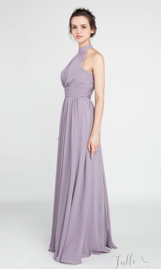 Neckholder - lavender blush