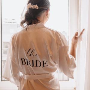 "Damen Kimono ""The Bride/Bridesmaids"""